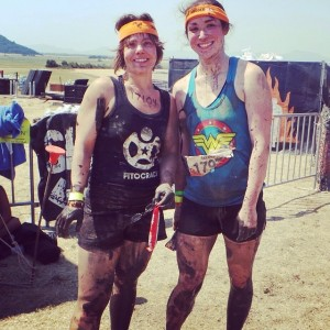 Tough Mudder Hannah