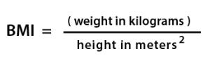 Metric Formula